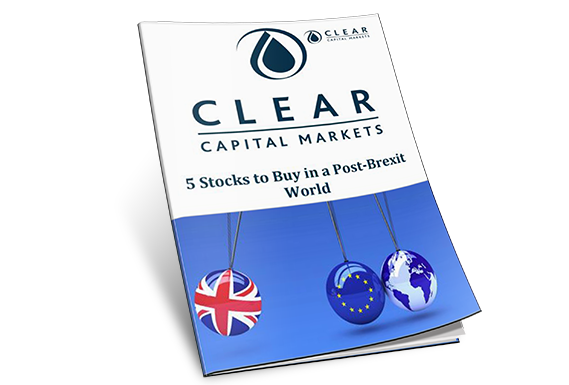 5 Stock to buy - Brexit World